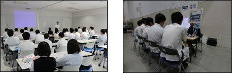 第2学年 「進路フェスタin高崎」に参加しました。
