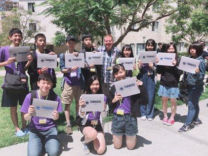 海外研修(アメリカ ロサンゼルス/UCLAキャンパス)