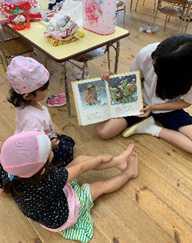 ワークショップMEIWA~明和幼稚園インターンシップ~を実施しました